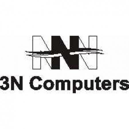 3n Computers Logo Vector