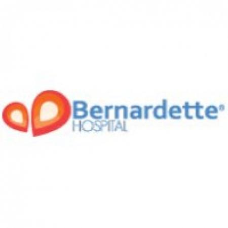 Hospital Bernardette Logo Vector