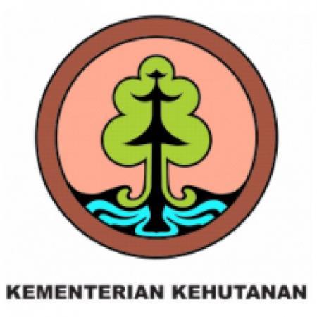 Kementerian Kehutanan Logo Vector