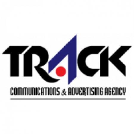 Track Logo Vector