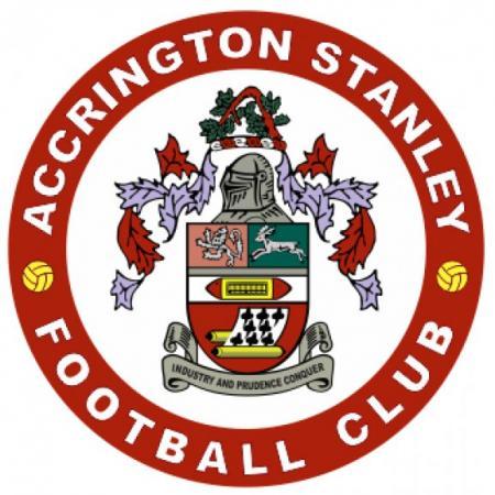 Accrington Stanley Fc Logo Vector