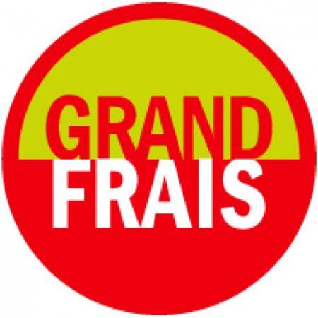 Grand Frais Logo Vector