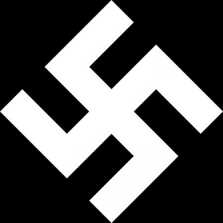 Swastika Logo Vector