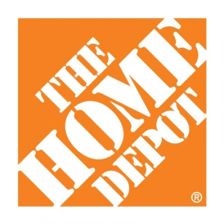 The Home Depot Logo Vector