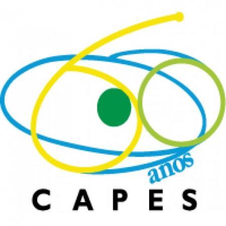 Capes 60 Anos Logo Vector