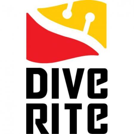 Dive Rite Logo Vector