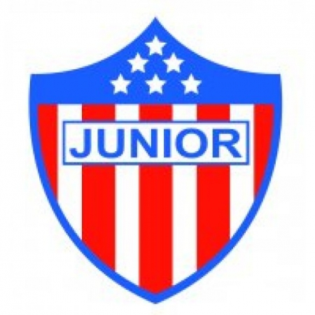 Escudo De Junior De Barranquilla Logo Vector