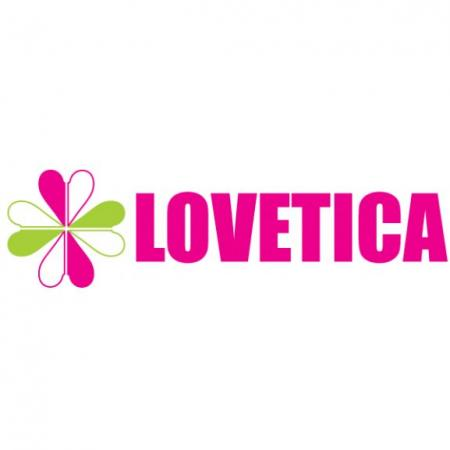 Lovetica | Live Webcam Chat Logo Vector