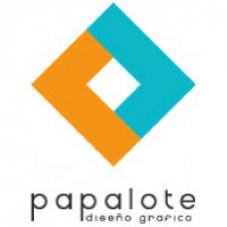 Papalote Logo Vector