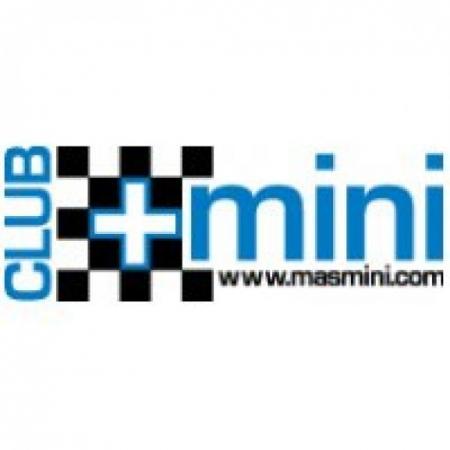 Club Mas Mini Logo Vector
