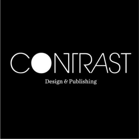 Contrast Logo Vector