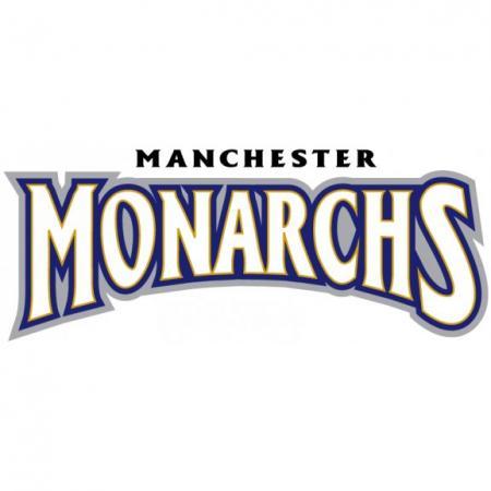 Manchester Monarchs Logo Vector