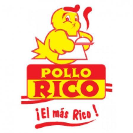 Pollo Rico Logo Vector