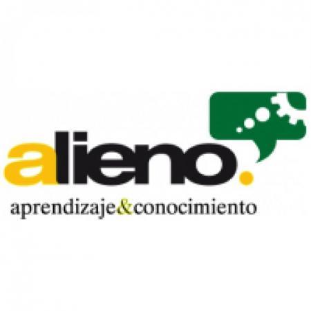 Alieno Logo Vector