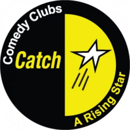 Catch A Rising Star Logo Vector