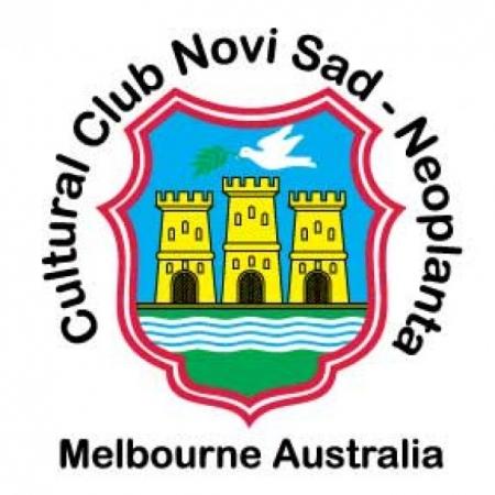 Cultural Club Novi Sad Logo Vector