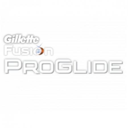 Gillette Fusion Proglide Logo Vector