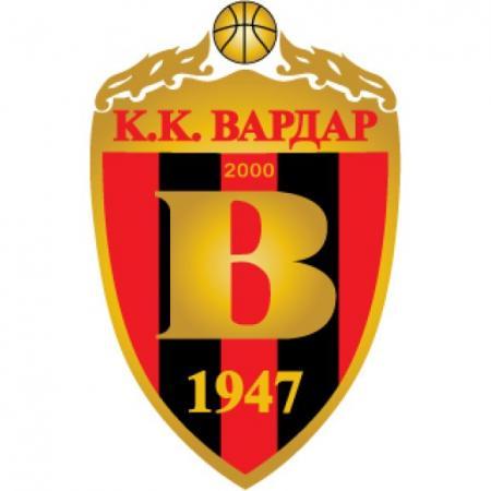 Kk Vardar Logo Vector
