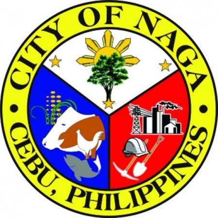Naga Cebu Logo Vector