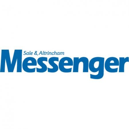 Sale And Altrincham Messenger Logo Vector