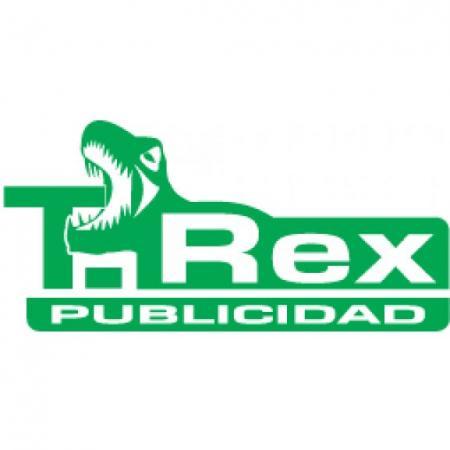 T-rex Publicidad Logo Vector