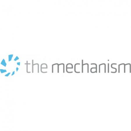 The Mechanism Logo Vector