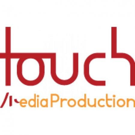 Touch Media Production Logo Vector