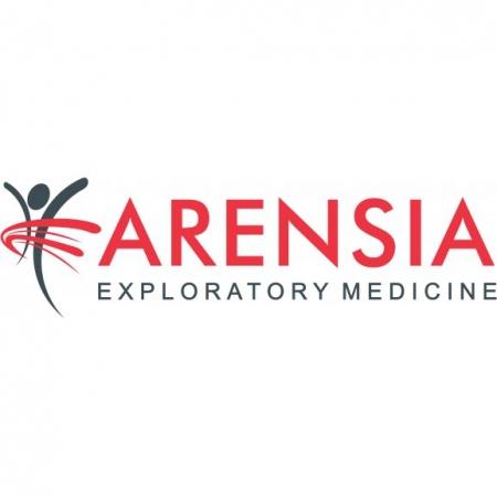 Arensia Logo Vector