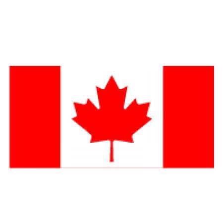 Flag Of Canada Logo Vector