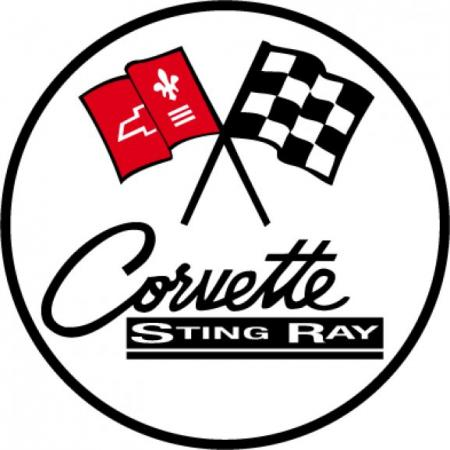 Corvette Stingray Logo Vector