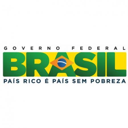Governo Federal De Brasil Logo Vector