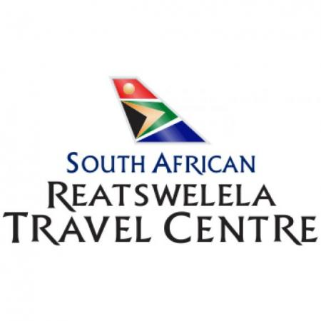 Reatswelela Travel Centre Logo Vector