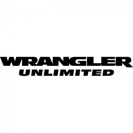 Wrangler Unlimited Logo Vector