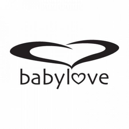 Baby Love Logo Vector
