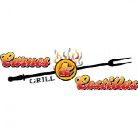 Carnes Y Costillas Logo Vector