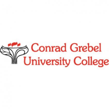 Conrad Grebel University College Logo Vector