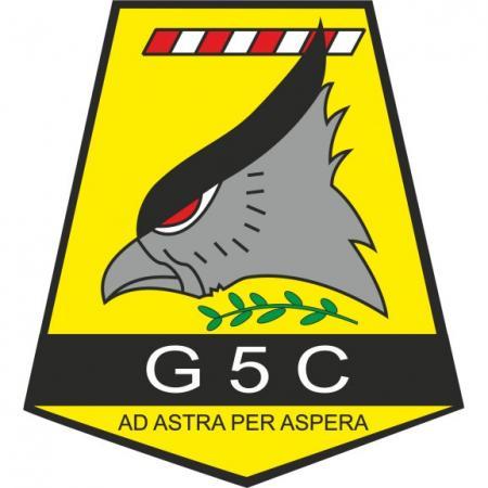 Grupo 5 De Caza Logo Vector