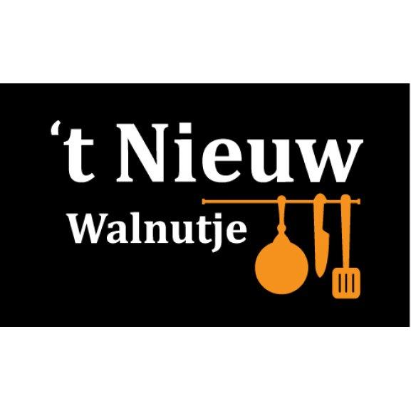039t Nieuw Walnutje Logo Vector