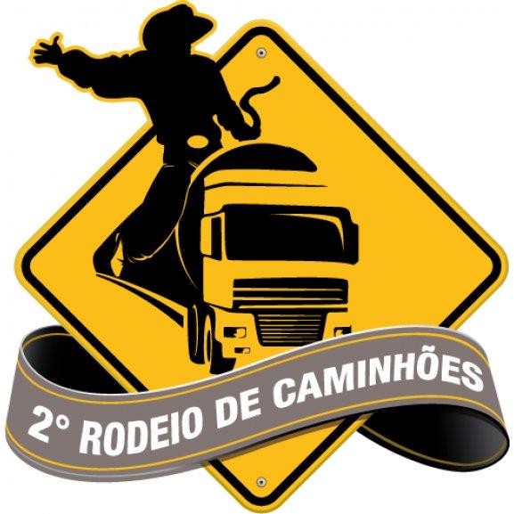2 Rodeio De Caminhes Logo Vector