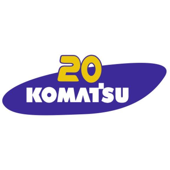 20 Komatsu Logo Vector