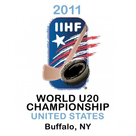 2011 Iihf World Junior Championship Logo Vector