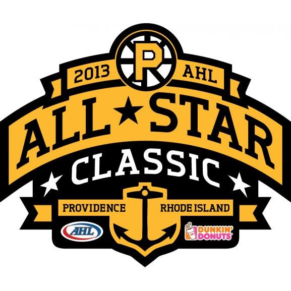 2013 Ahl Allstar Classic Logo Vector
