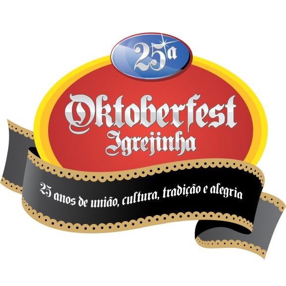 25 Oktoberfest De Igrejinha Logo Vector