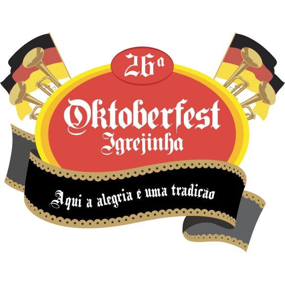 26 Oktoberfest De Igrejinha Logo Vector