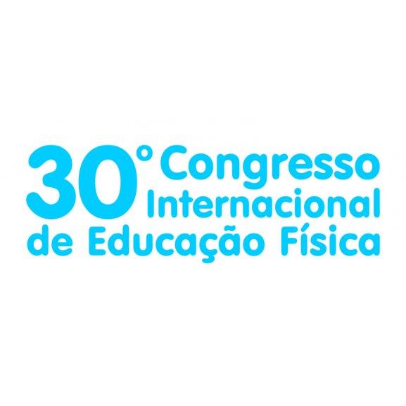 30 Congresso Internacional De Educao Fsica Logo Vector