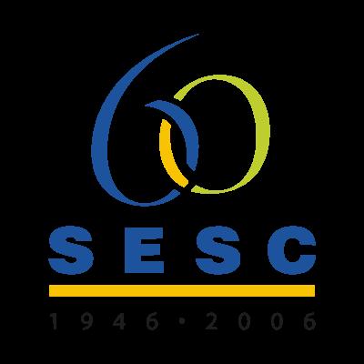 60 Anos Do Sesc Logo Vector