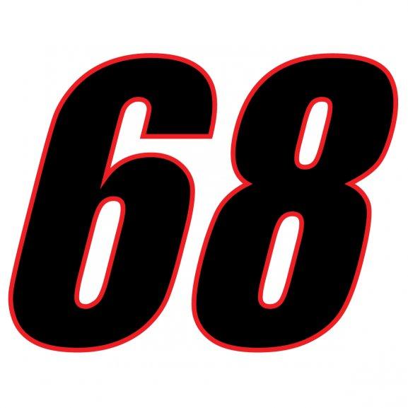 68 Logo Vector
