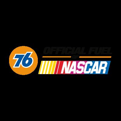 76 Official Fuel Of Nascar Logo Vector