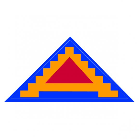 7th Army Logo Vector