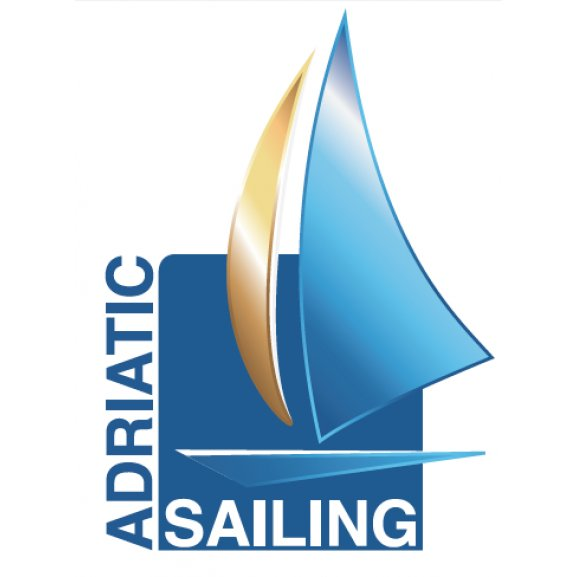 Adriatic Sailing Logo Vector (EPS) Download For Free